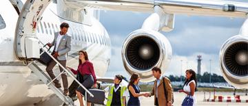 Celebrity Jet Charters