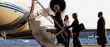 Government and Diplomatic Flights